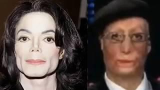 SIM! Michael Jackson está VIVO Seus últimos disfarces!