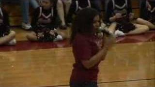 Jordin Sparks at Ironwood High School and American Idol