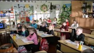 Урок української мови у 1-А класі