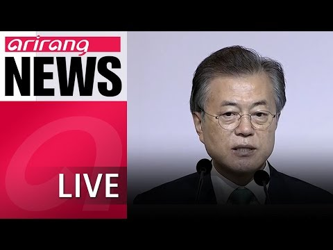 [LIVE/ARIRANG NEWS] The 42nd Singpore Lecture by Pres. Moon Jae-in(문재인 대통령, 싱가포르 특별강연) - 2018.07.13