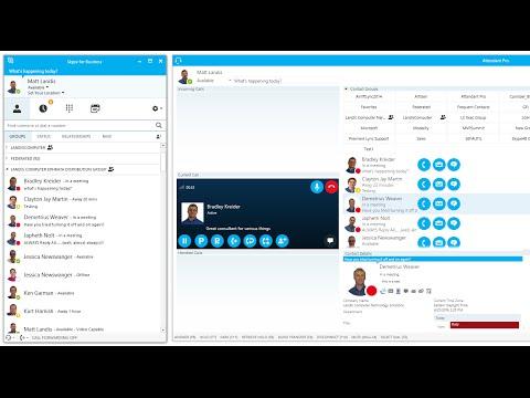 Microsoft Lync 2010 Attendant Office 365 Support: Lync Attendant Replacement