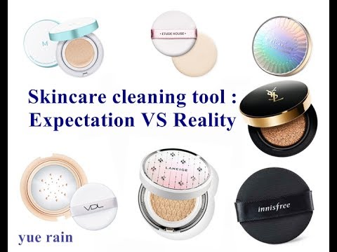 Skincare cleaning tool: Expectation vs Reality