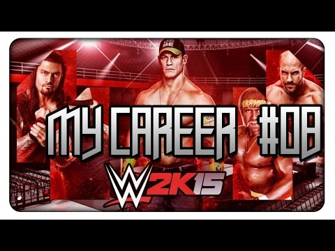 WWE 2K15 #08 - Abwechslung? Wo? - Let's Play WWE 2K15 [PC | 60FPS]
