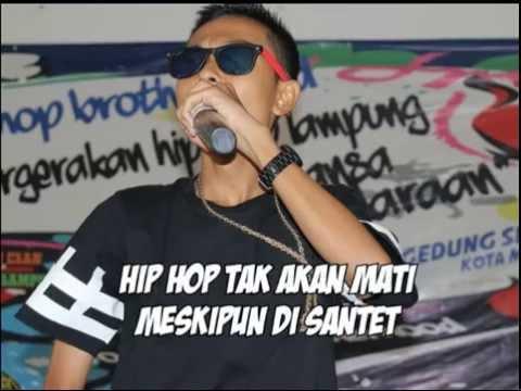 2Guns Rapp - Hip Hop Never Stop's (OFFICIAL VIDEO LYRIC)