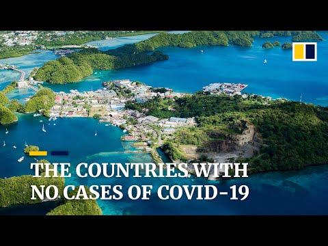 Countries that haven't reported a single case of Covid-19 are still hit hard by the pandemic