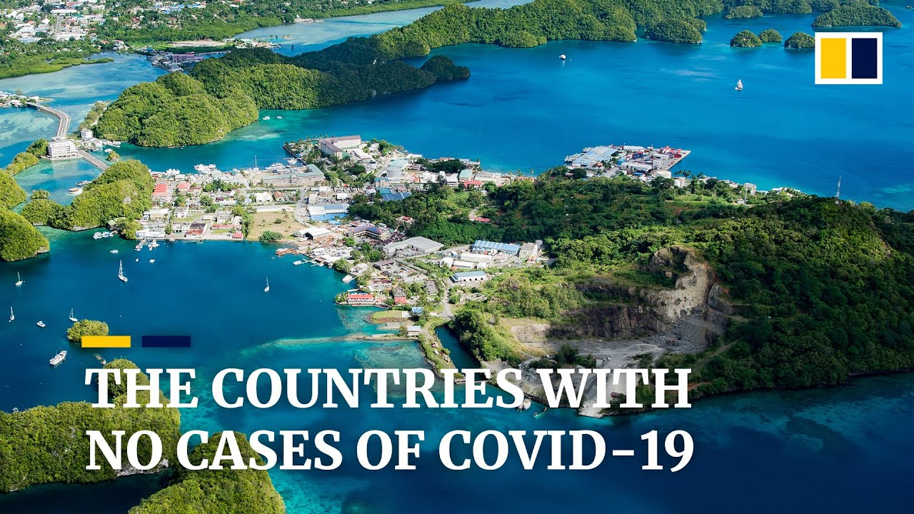 Download Countries that haven't reported a single case of Covid-19 are still hit hard by the pandemic