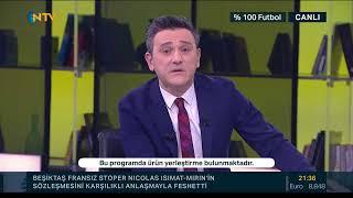 Murat Kosova ve Rıdvan Dilmen ile %100 Futbol (Gaziantep FK-Galatasaray | 29 Ocak 2021)