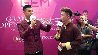 Grand Opening GEM Residences with Ruco Chan (陈展鹏)by Belleview Group