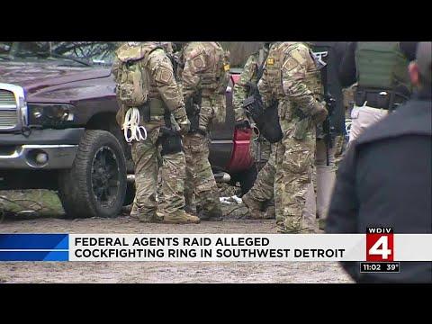 Homeland Security Details 'dangerous Operation' After Heavily Armed Agents Raid Detroit Building