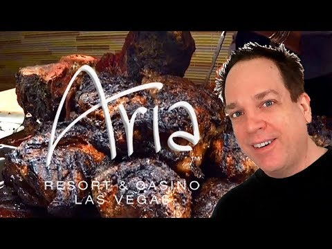Aria Las Vegas Buffet - All You Can Meat!