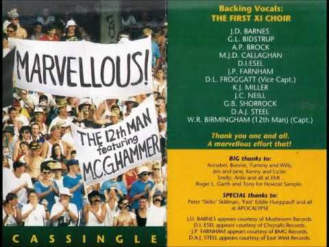 The 12th Man- Marvellous 1991