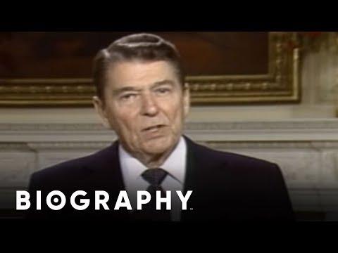 Ronald Reagan - U.S. President | Mini Bio | BIO