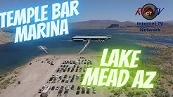 Temple Bar Basin Marina Campground - Lake Mead Arizona