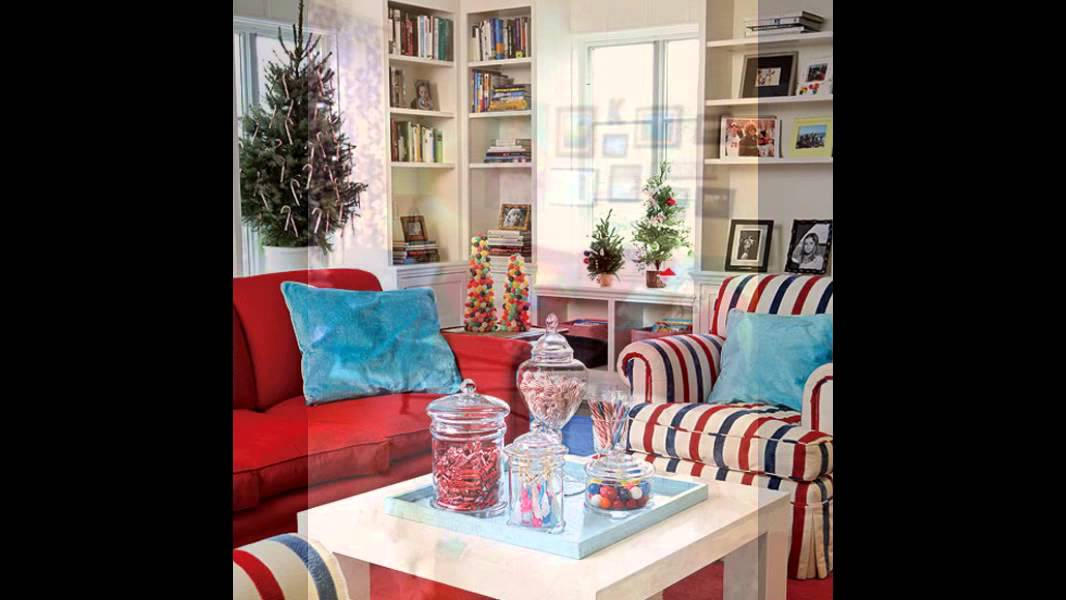 Living Room Decor With Red Sofa living room red sofa decorating ideas - youtube