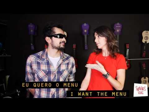 Travel Tips: MysteryGuitarMan's Mini Brazilian Portuguese Lesson