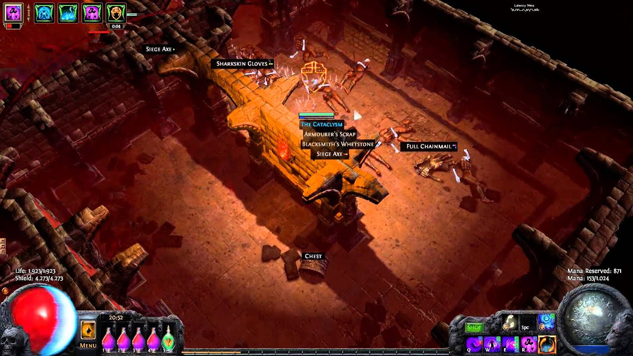 poe essense drain contagion wither corrupted area youtube