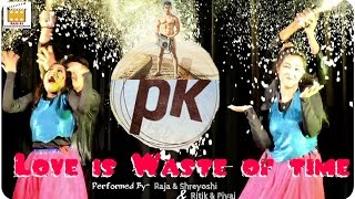 Gambar cover PK || Movie || Love is Waste of Time