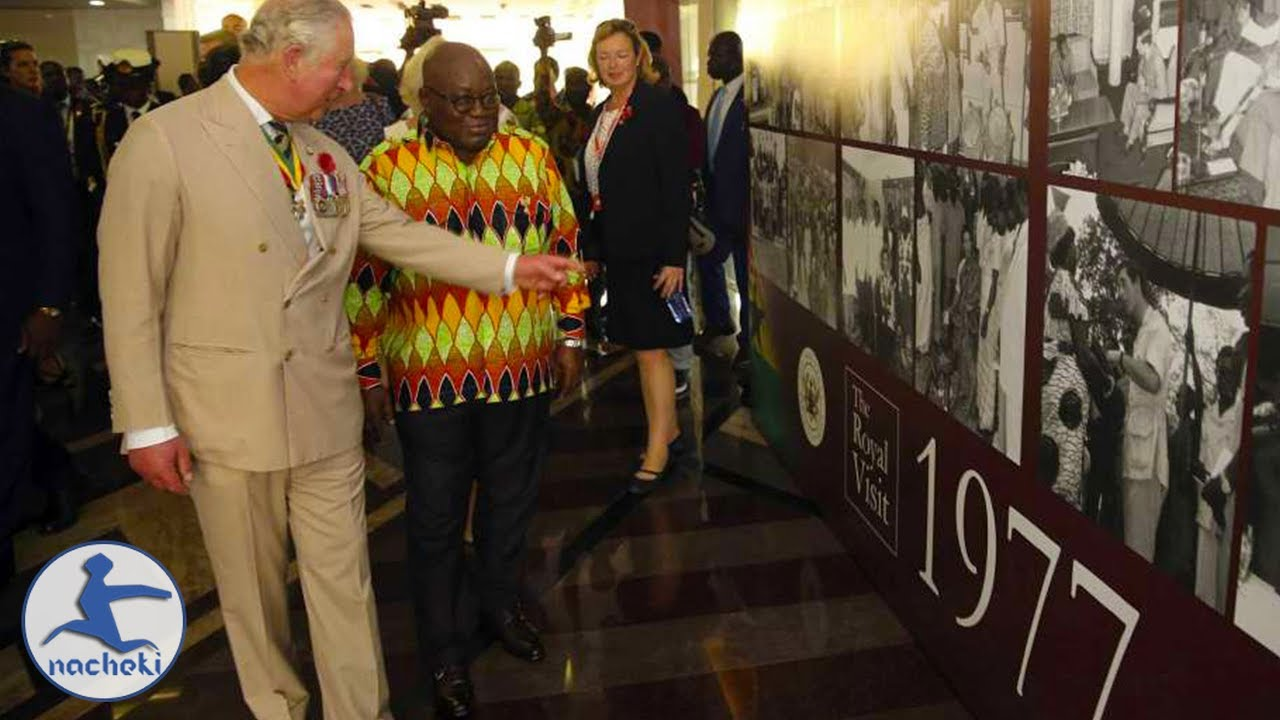 Prince Charles Acknowledges UK Role in Horror of Slave Trade