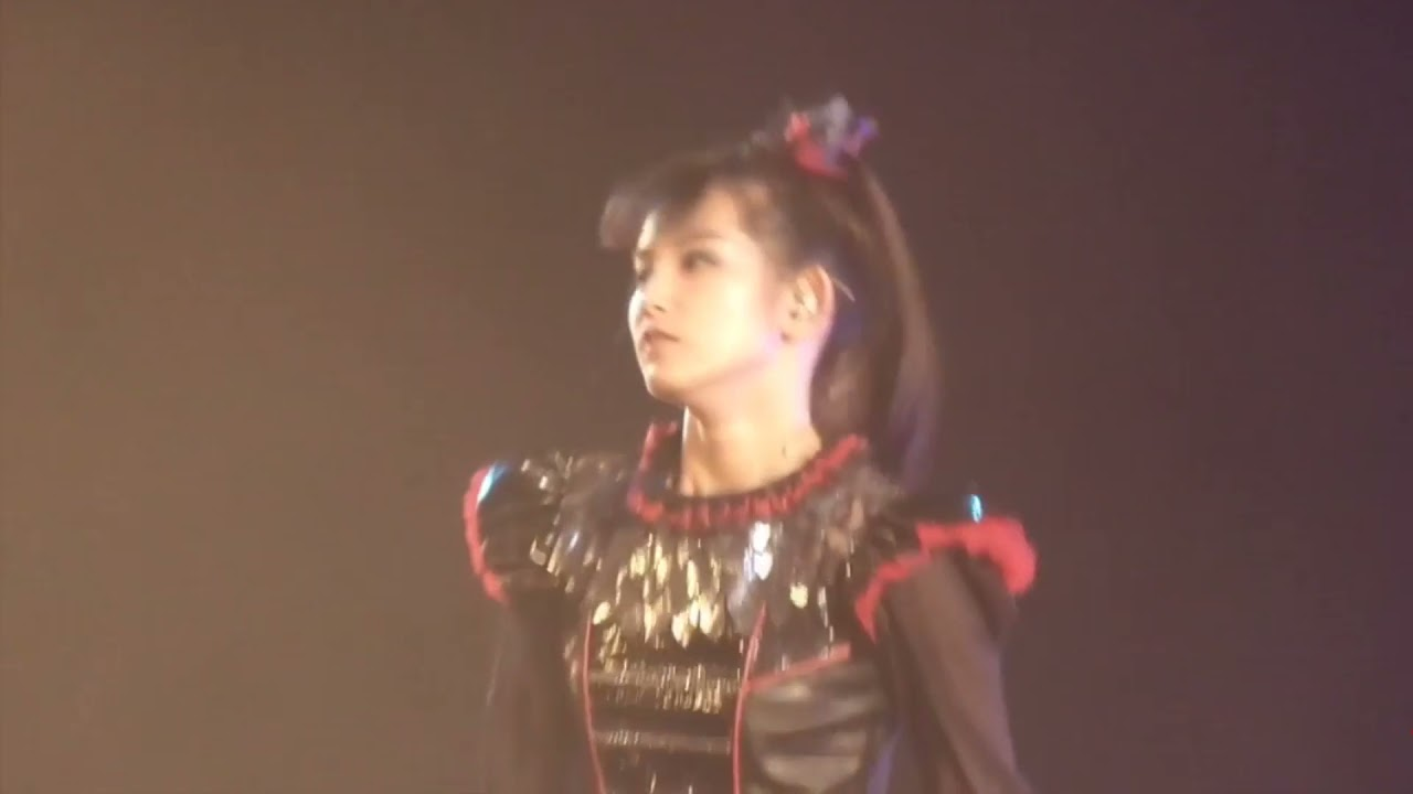"""BABYMETAL FANCAM COMPILATION """"amore"""" PLAYSTATION THEATER"""