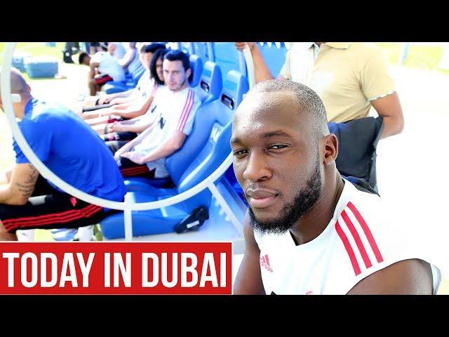 Manchester United | Dubai Training Camp Day Three | Goalkeeper Drills | De Gea, Romero, Grant