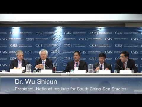 Managing Tensions in the South China Sea- Recent Developments in the South China Sea