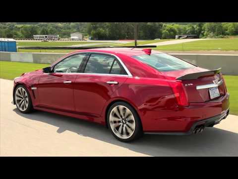 2016 Cadillac Cts V Review Ratings Specs Prices And Photos The