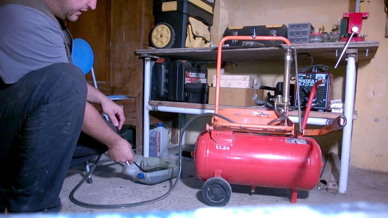 Pompa aspira olio motori autocostruita fai da te youtube for Aspiratore per piscina fai da te