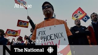 Trudeau government's handling of the Phoenix pay system | At Issue