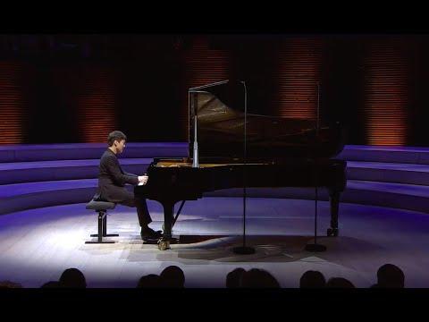 Seong-jin Cho Recital : Mozart, Schubert, Berg, Liszt (2019)