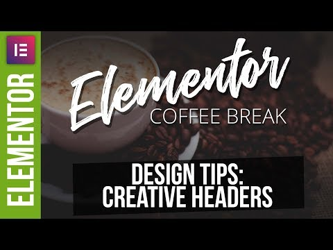 Creative WordPress Headers with Elementor - 동영상