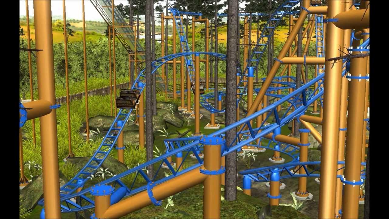 RollerCoaster Tycoon 3: Wild! • Eurogamer.net