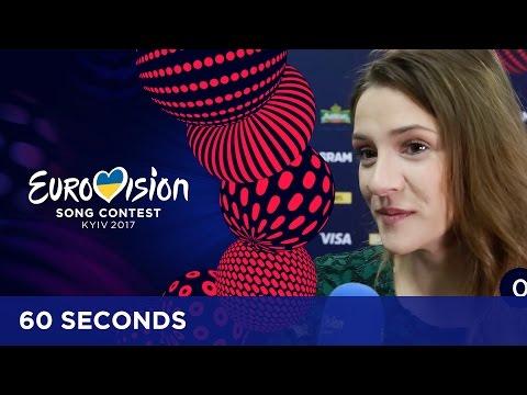 60 Seconds with Jana Burčeska from F.Y.R. Macedonia