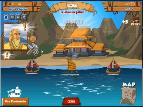 Caribbean Admiral 2 GamePlay #2