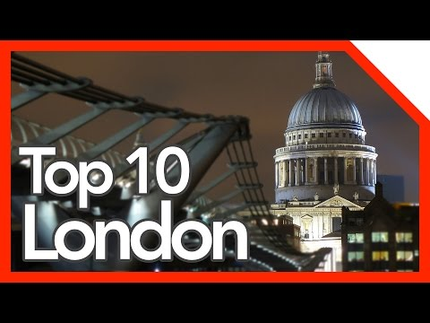 TOP 10 LONDON Tourist Attractions