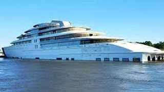 Azzam The Biggest Superyacht in the World