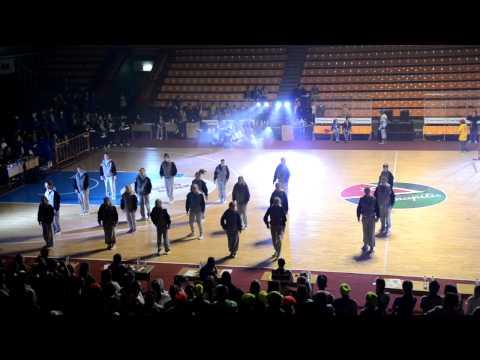 Megusta Juniors formation Lithuania Open 2011