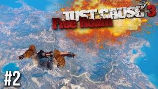 BEST GAME EVER   Just Cause 3 Free Roam (#2)