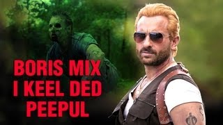 Stream & watch back to full movies only on eros now - https://goo.gl/gfuyux boris mix i keel ded peepul is an exclusive boris's theme video from 'go...