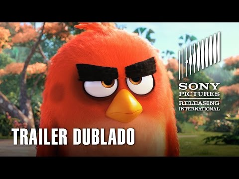 Trailer do filme Angry Birds: O Filme