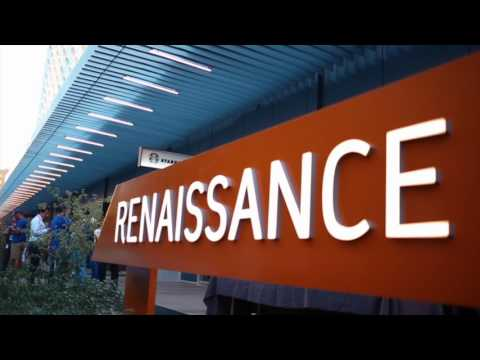 Renaissance Hotel Downtown Phoenix | Welcome to the Block...Party