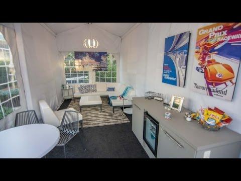 Inside Disney World's new private cabanas