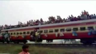 Bier in de trein van de Slechte Band