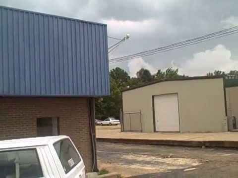 Storm Rips Thru RIdgeland & Jackson Mississippi