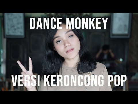TONES AND I - DANCE MONKEY ( COVER VERSI KERONCONG ) BY REMEMBER ENTERTAINMENT