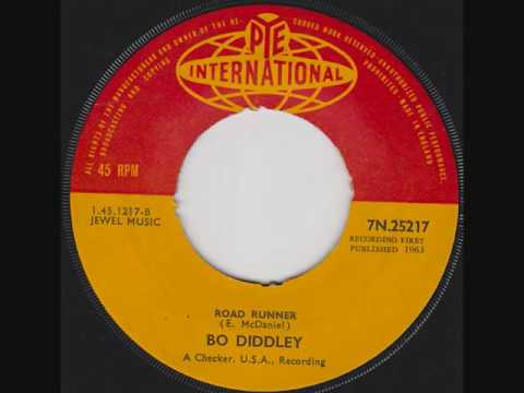 Bo Diddley - Roadrunner