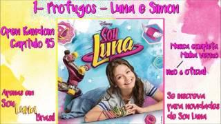 Sou Luna Luna e Simon - Profugos  Completo  Resimi