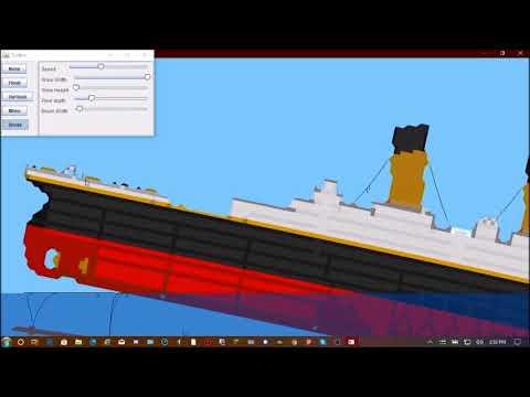 Ship sinking simulator Ep 3