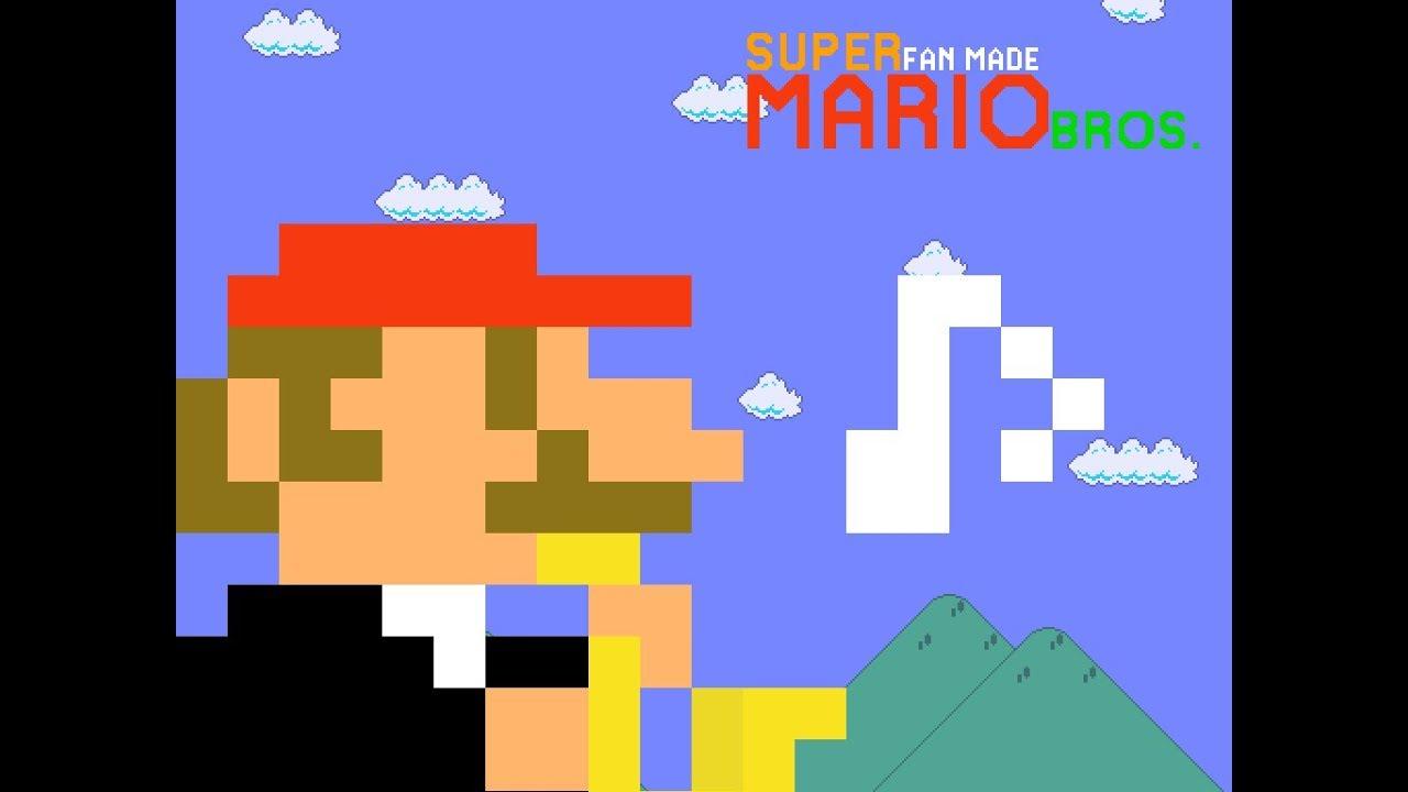 Steam Community :: Video :: Super Fanmade Mario Bros - Music