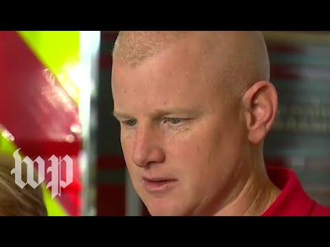 Firefighter who pulled Southwest victim back into plane 'felt a calling'