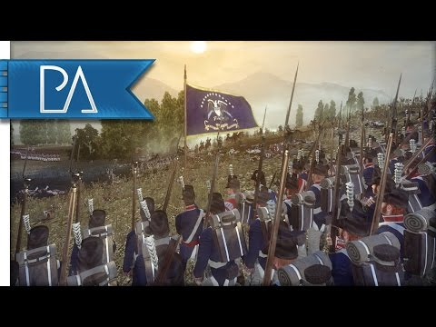 War of 1812: United States at War - Napoleonic: Total War 3 Mod Gameplay